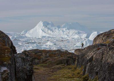 Diskobukten i Grönland