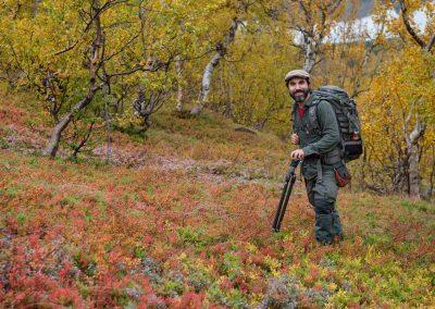Serkan i Laponia