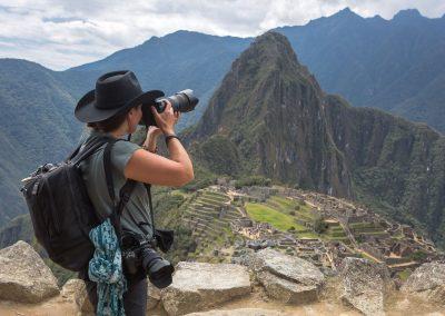 Minnen från Machu Picchu