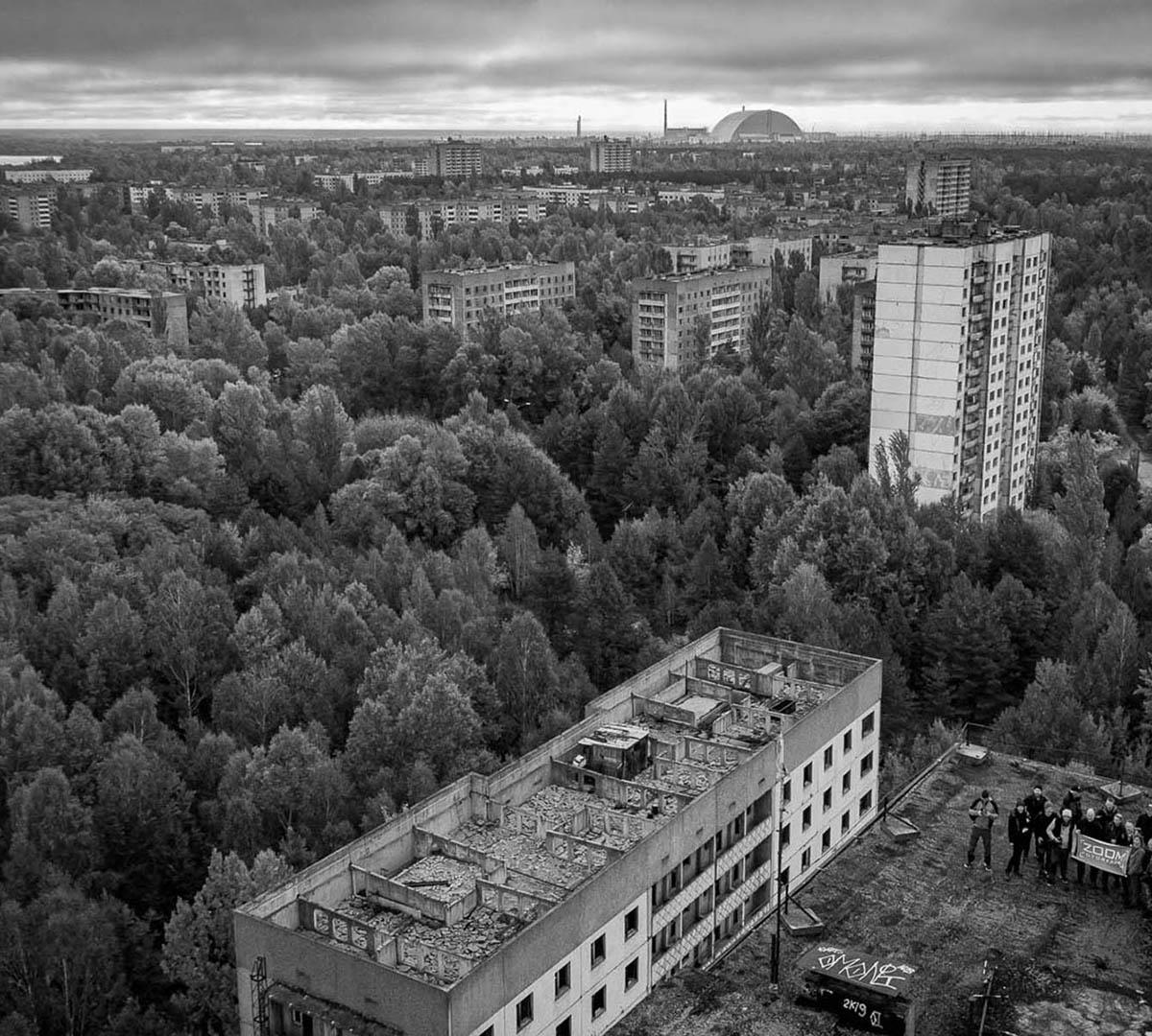 I Skuggan av Tjernobyl